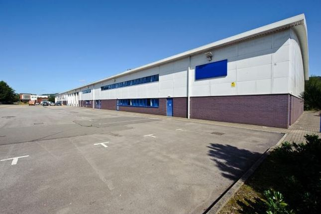 Thumbnail Industrial to let in Main Avenue, Treforest Industrial Estate, Pontypridd