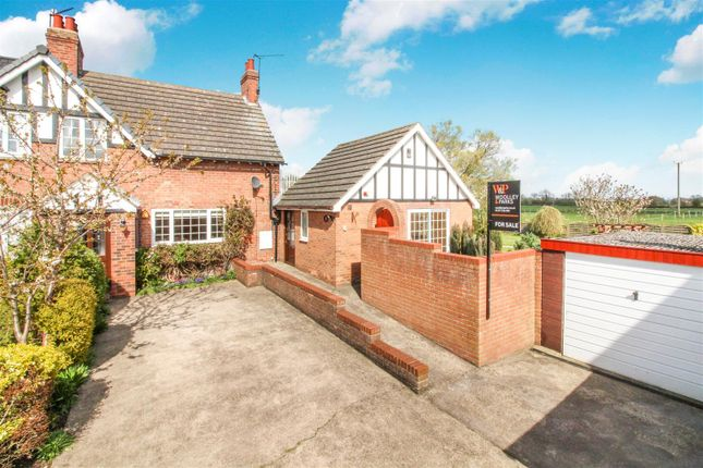 Thumbnail Property for sale in Nafferton Road, Wansford, Driffield
