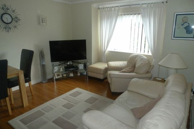 Thumbnail Flat to rent in Croesyceiliog, Cwmbran