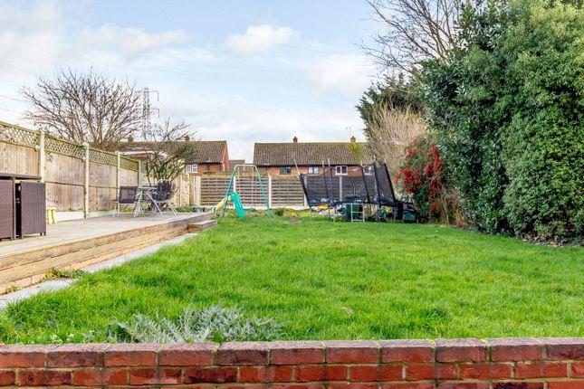 Garden of Griffin Avenue, Cranham, Upminster, Essex RM14