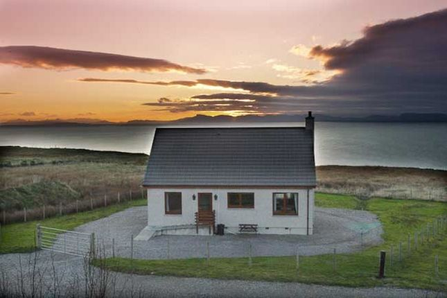 Thumbnail Bungalow for sale in Melvaig, Wester Ross, Gairloch, Ross-Shire
