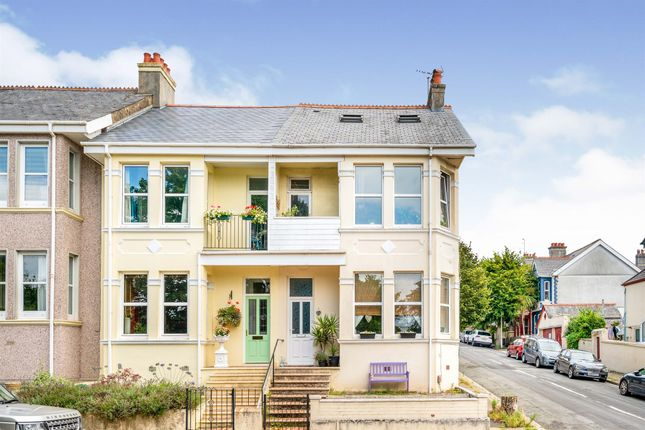 Thumbnail Flat for sale in Peverell Park Road, Peverell, Plymouth