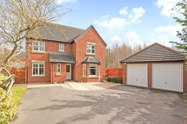 Thumbnail Detached house for sale in 25 Newtongrange Place, Newtongrange, Dalkeith