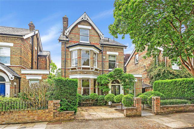 Thumbnail Detached house for sale in Lion Gate Gardens, Richmond, Surrey