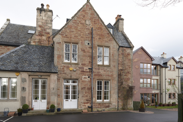 Thumbnail Flat to rent in Culduthel Road, Inverness, 4Ag