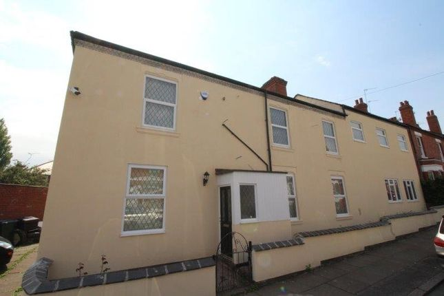 Thumbnail End terrace house for sale in Newcombe Road, Earlsdon, Coventry