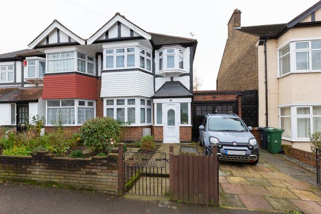 Thumbnail Semi-detached house for sale in Upper Walthamstow Road, London