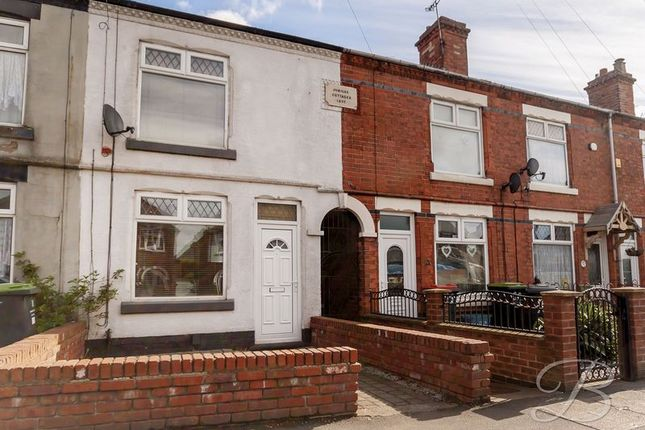Thumbnail Terraced house for sale in Huthwaite Road, Huthwaite, Sutton-In-Ashfield