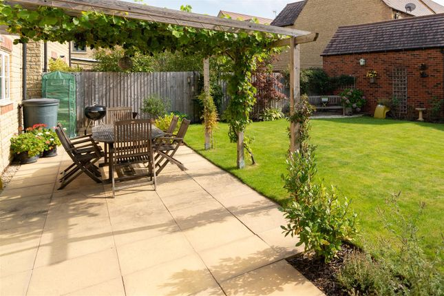 Patio of Stirling Way, Moreton In Marsh, Gloucestershire GL56