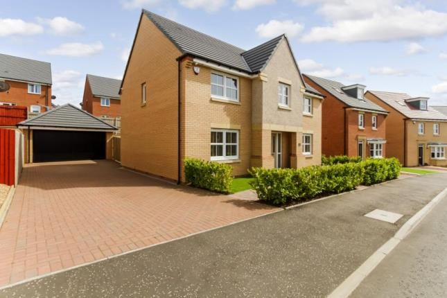 Thumbnail Detached house for sale in Gartcolt Place, Coatbridge, North Lanarkshire