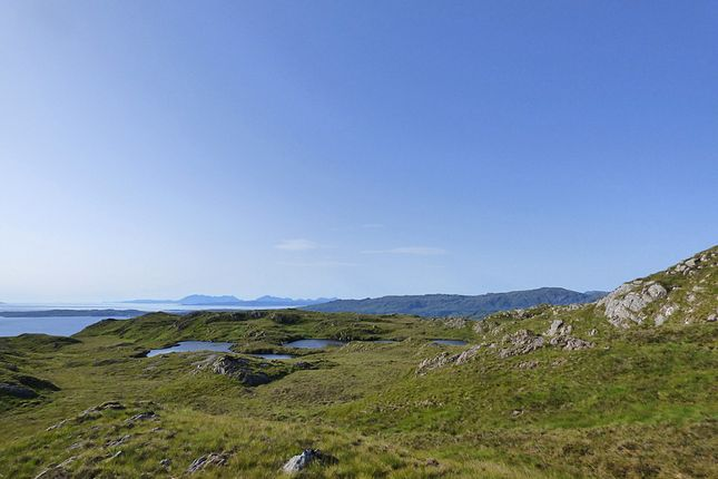 Thumbnail Land for sale in Glenuig, Lochailort