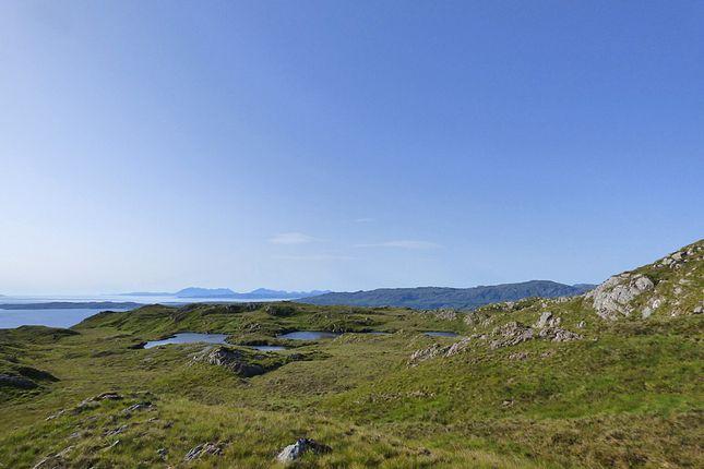 Thumbnail Land for sale in Glenuig, Lochailort