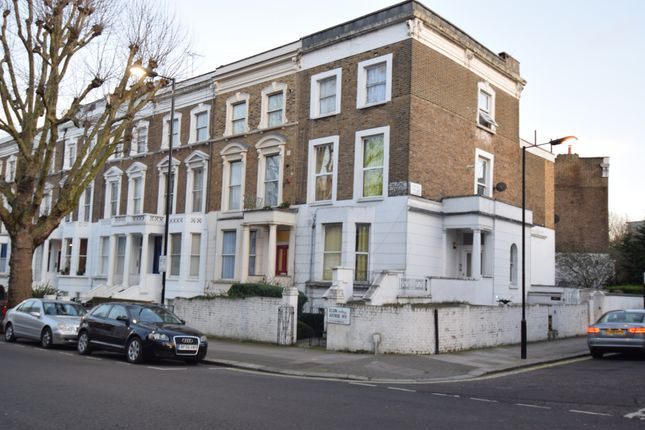 Thumbnail End terrace house for sale in Elgin Avenue, Maida Vale, London