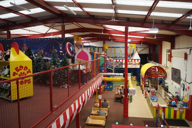 Thumbnail Commercial property for sale in Day Nursery & Play Centre S25, South Yorkshire