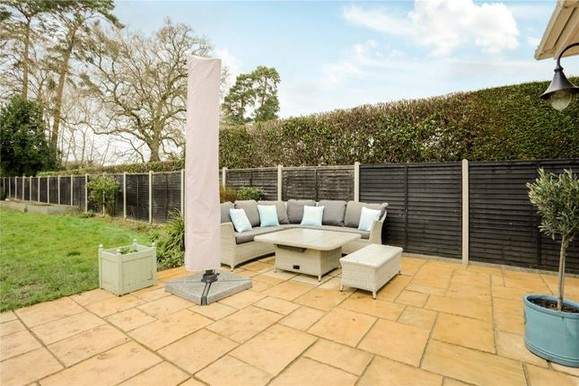 Thumbnail Detached house for sale in Tubbs Lane, Highclere, Newbury, Hampshire