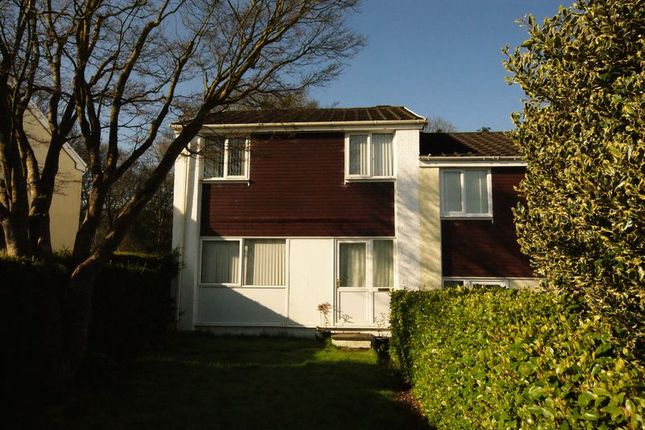 Thumbnail Terraced house for sale in Woodland View, Lanivet, Bodmin