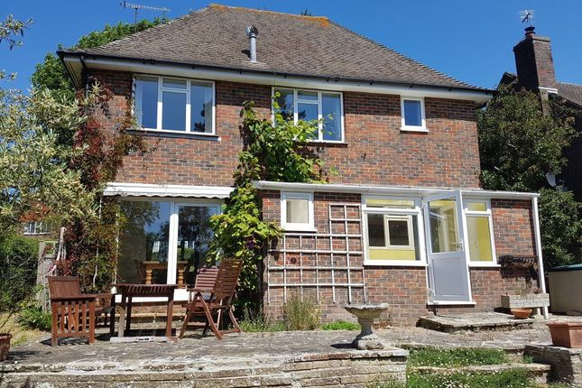 Thumbnail Detached house to rent in Babylon Way, Eastbourne