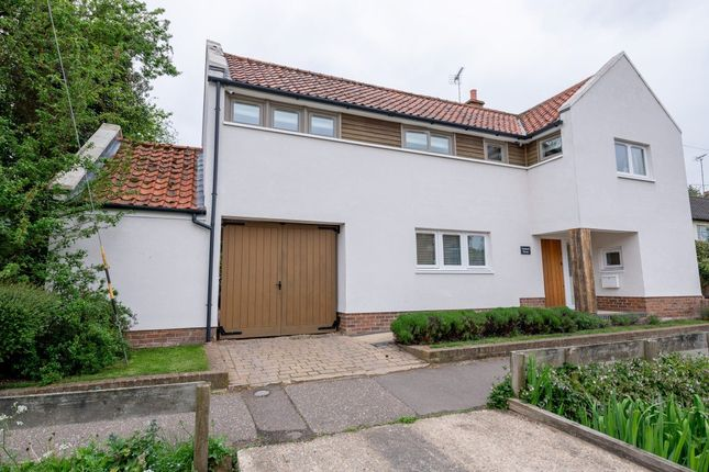Thumbnail Detached house for sale in The Street, Sporle, King's Lynn