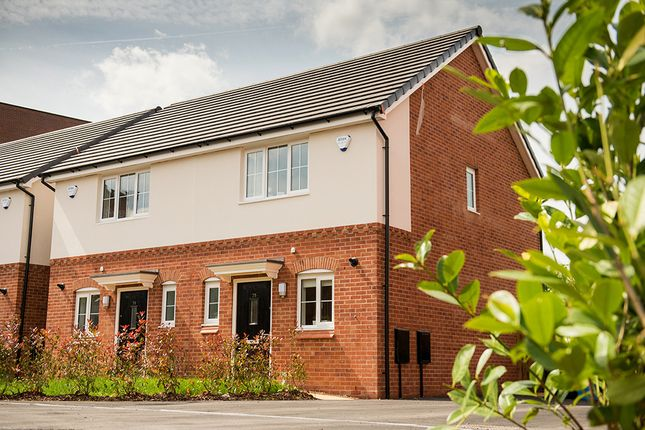 Thumbnail Semi-detached house to rent in Jerry Rails Avenue, Dawley, Telford