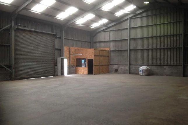 Thumbnail Commercial property to let in Maesbury Mill Industrial Park, Oswestry, Shropshire