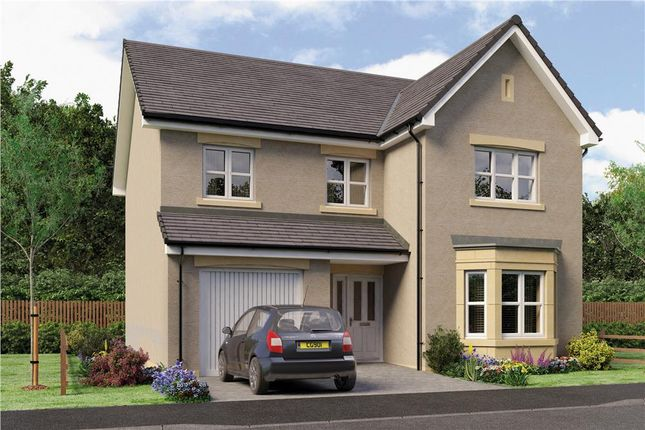 "Thumbnail Detached house for sale in ""Yeats Det"" at Kingsfield Drive, Newtongrange, Dalkeith"