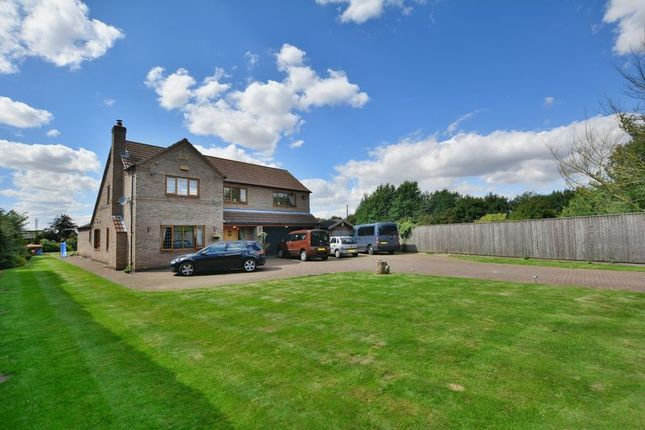 Thumbnail Detached house for sale in High Street, Newton On Trent, Lincoln