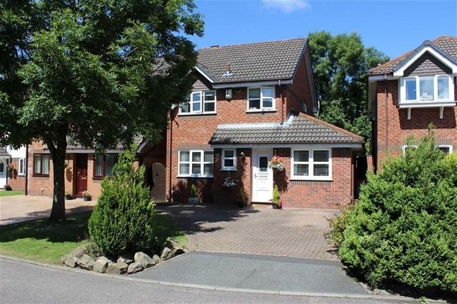3 bed detached house for sale in Burrington Close, Fulwood, Preston