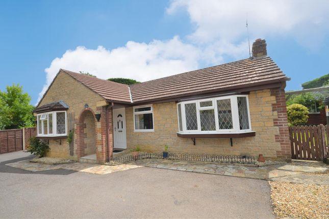 Thumbnail Detached bungalow for sale in Furge Lane, Henstridge, Templecombe