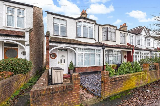 Thumbnail Semi-detached house to rent in Abbott Avenue, London