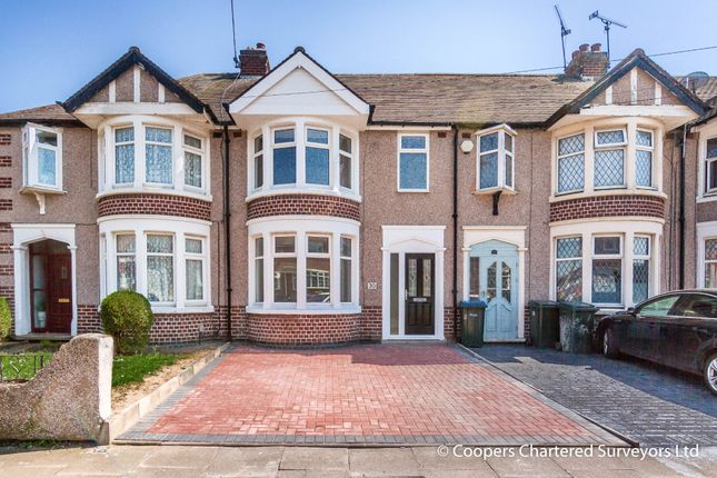 Thumbnail Terraced house for sale in Macdonald Road, Poets Corner, Coventry