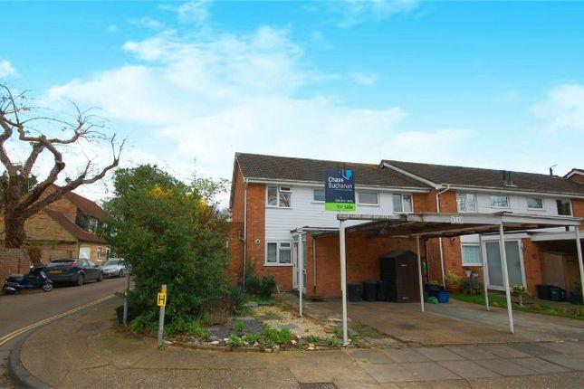 Thumbnail End terrace house for sale in Parkside, Hampton Hill, Hampton