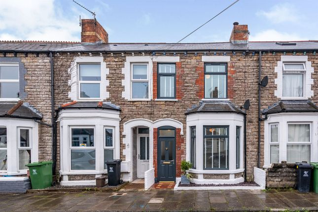 Thumbnail Terraced house for sale in Aldsworth Road, Cardiff