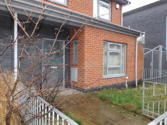 Thumbnail End terrace house for sale in Tyldesley Street, Manchester, Greater Manchester, Uk