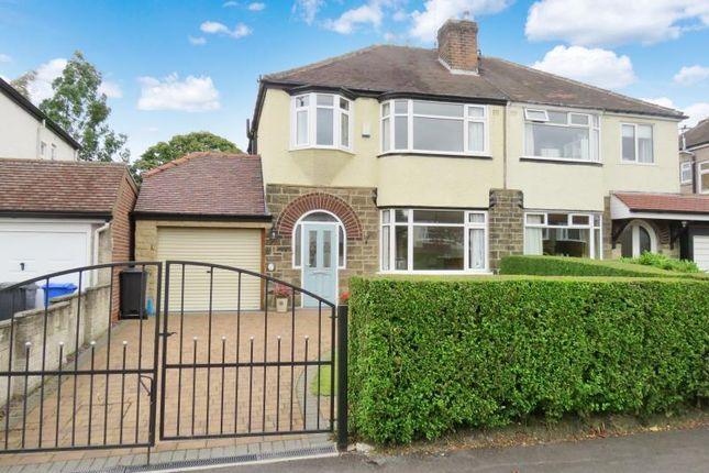 Thumbnail Semi-detached house for sale in Norton Park Road, Norton, Sheffield