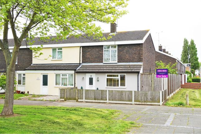 Thumbnail Semi-detached house for sale in Boytons, Basildon