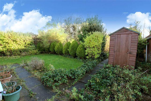 Rear Garden of North End, Goxhill, North Lincolnshire DN19