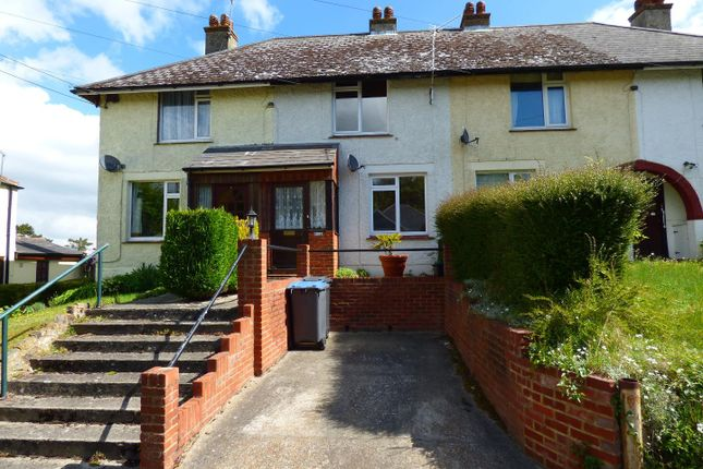 Thumbnail Terraced house for sale in Church Hill, Shepherdswell, Dover