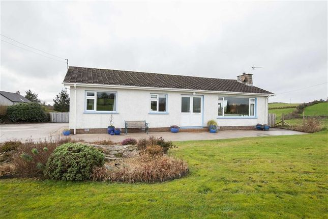 Thumbnail Detached bungalow for sale in Carryduff Road, Lisburn
