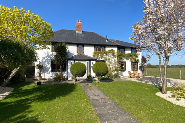 4 bed detached house for sale in Marysfield Cottage, Marshfield, Cardiff CF3