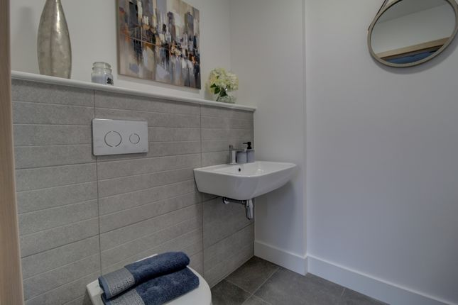 Cloakroom Wc of Castleview Place, Dundee DD4