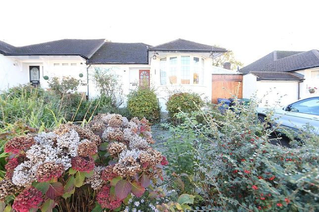 Thumbnail Semi-detached bungalow for sale in Connaught Avenue, East Barnet, Barnet, London