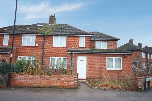 Thumbnail Semi-detached house for sale in Weir Hall Road, London