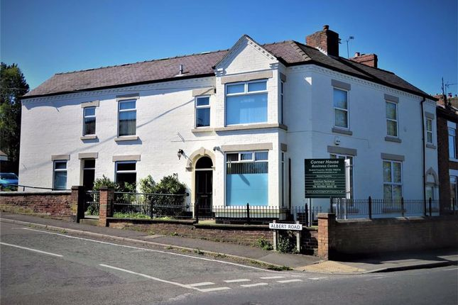 Office to let in Corner House, Albert Road, Ripley, Derbyshire