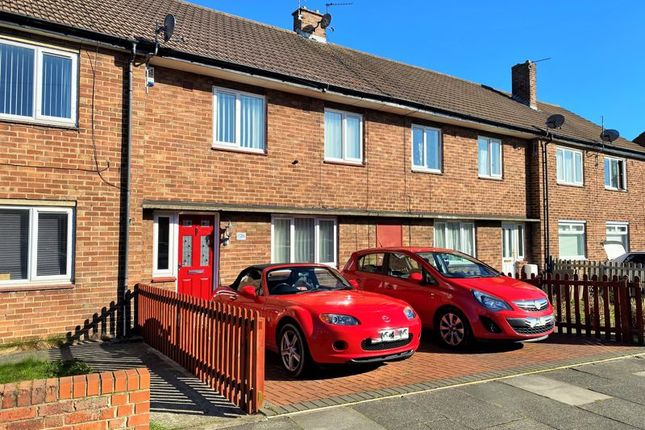 Thumbnail 3 bed property for sale in Falmouth Road, North Shields