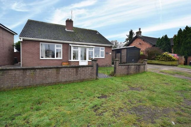 Thumbnail Detached bungalow for sale in Tilstock Lane, Prees Heath, Whitchurch