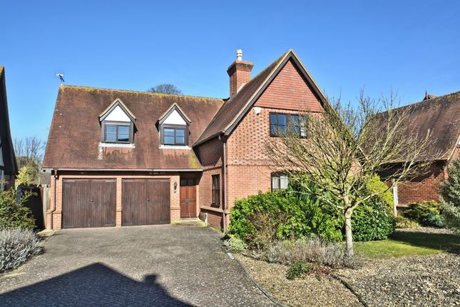 Thumbnail Detached house for sale in The Paddock, Chilton, Didcot
