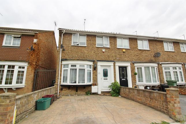 Thumbnail Property to rent in Leycroft Gardens, Erith