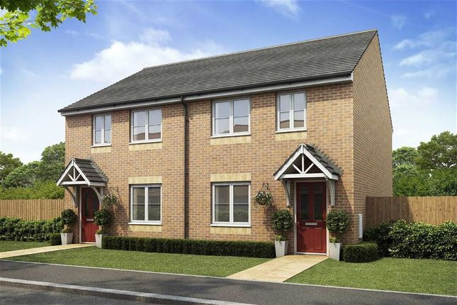 3 bed semi-detached house for sale in West Avenue, Talke, Stoke-On-Trent