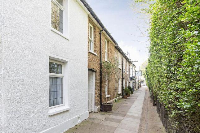Thumbnail Terraced house for sale in Railway Side, Barnes