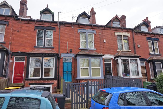 Front View of Langdale Terrace, Leeds LS6